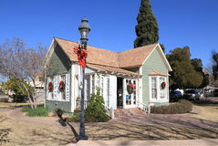 USA, Arizona/Glendale: Old Home (1895) Royalty Free Stock Photos