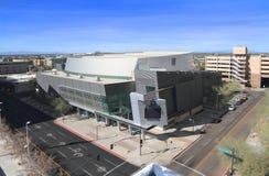 USA Arizona, Phoenix,/: Comerica Theatre obrazy royalty free