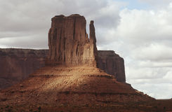 USA Arizona rock formation in Monument Valley Royalty Free Stock Image