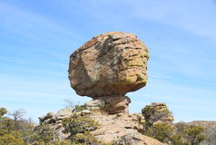 USA, AZ/Chiricahua Mountains: Balanced Rock Stock Photos