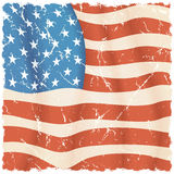 USA backdrop Stock Photography