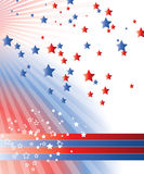 USA Background Stock Images
