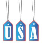 USA Background Stock Photography