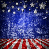 USA background Royalty Free Stock Images