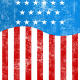 USA background Royalty Free Stock Photography