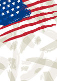 Usa background , vector Royalty Free Stock Photo