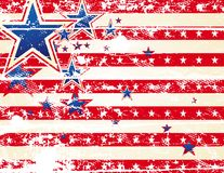 USA background, vector Stock Photography