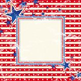 USA background, vector Stock Images