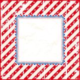 USA background, vector Stock Image