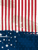 Usa background , vector illustration Royalty Free Stock Image