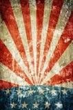 USA bakgrund Arkivbild