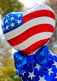 USA balloons Royalty Free Stock Photo
