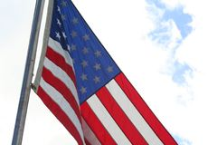 usa bandery obrazy royalty free