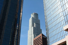 USA-banktorn Arkivbild