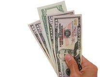 USA-Bargeld Stockbild