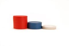 USA Barwiący Kasynowi grzebaków układy scaleni - spadek Zdjęcie Royalty Free