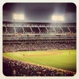 USA baseballa Komórkowy pole Obrazy Royalty Free