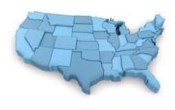 USA (Beschneidungspfad eingeschlossen) Stockfotos