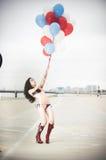 USA Bikini Royalty Free Stock Photo