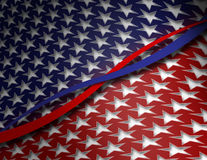 USA Bipartisan Background Royalty Free Stock Photo