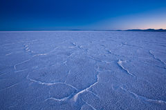 USA - Bonneville salt flats Royalty Free Stock Image