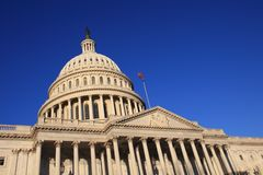 USA Capitol Royalty Free Stock Photos