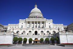 USA Capitol Royalty Free Stock Images