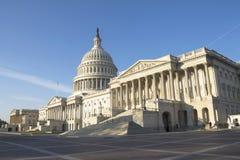 USA Capitol budynek Zdjęcie Stock