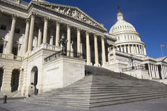 USA Capitol budynek Obraz Stock