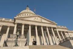 USA Capitol budynek Zdjęcia Stock