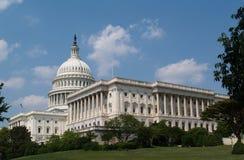USA Capitol Building. In Washington DC Stock Photos