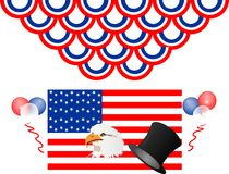 USA Celebrations Stock Photography