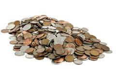 USA-cent Royaltyfria Foton