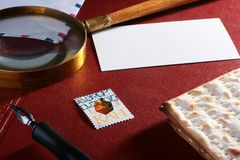 USA - CIRCA 2006: A stamp Top Stock Photo