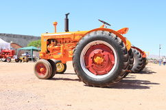 USA: Classic Tractor - Minneapolis-Moline, Model UB Royalty Free Stock Images
