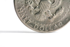 Usa coins royalty free stock photography
