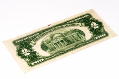 USA currancy banknote Stock Photo