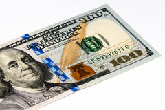 USA currency banknote Royalty Free Stock Photo