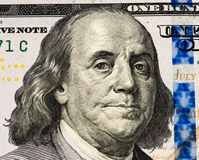 USA currency banknote Royalty Free Stock Images
