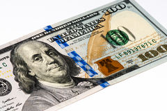 USA currency banknote Royalty Free Stock Image