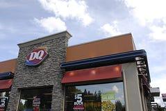 USA_dairy-Königin Lizenzfreie Stockfotografie