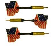 USA Darts Stock Photography