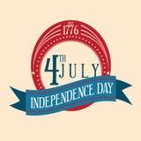 USA design Royalty Free Stock Photos