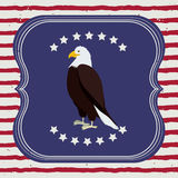 Usa design Royalty Free Stock Photo