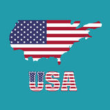 Usa design Stock Photo