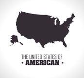 USA design Stock Photography