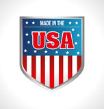 USA design Royalty Free Stock Image