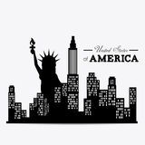 USA design. Stock Images