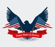 USA design. Stock Photos
