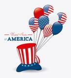 USA design. Royalty Free Stock Photo